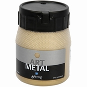 ES Art Metal Verf - Zilver 250ml