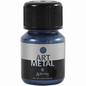 ES Art Metal Verf - Galaxy Blauw 30 ml