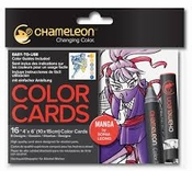 Chameleon Color Card Manga