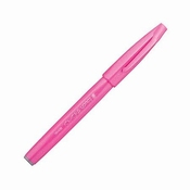 Pentel Brush Sign SES 15C ROZE
