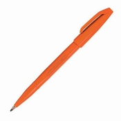 Pentel Brush Sign SES15C ORANJE per stuk