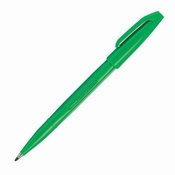 Pentel Brush Sign SES 15C GROEN