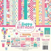 Echo Park Collection Kit Happy Birthday Girl