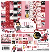 Carta Bella Collection Kit Hello Sweetheart