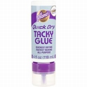 Aleene's Tacky Glue Quick Dry -118ml - ready to go