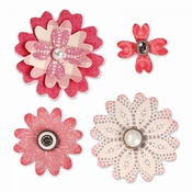 Sizzix Big Die Flower layers per stuk