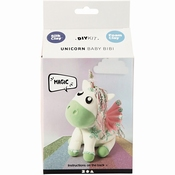 Funny Friends, Unicorn Groen - 1 set