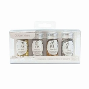 Nuvo pure sheen pailletten - golden years 4 pk 4x25ML