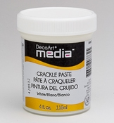 Crackle paste wit - Decoart