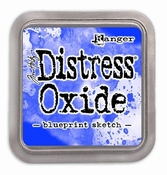 Distress Oxide - Blueprint Sketch TDO55822 Tim Holtz per stuk