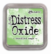 Distress oxide - Bundled Sage TDO55853 Tim Holtz per stuk