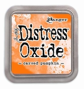 Distress Oxide - Carved pumpkin TDO55877 Tim Holtz