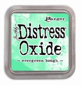 Distress oxide - Evergreen bough TDO55938 Tim Holtz per stuk
