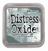 Distress Oxide Inkt Hickory Smoke