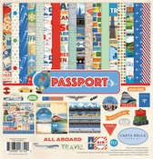 Carta Bella Collection Kit Passport