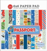 Carta Bella paperpad Passport
