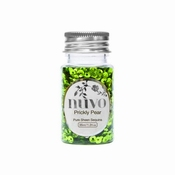 Nuvo pure sheen pailletten - Sequins  Prickly Pear