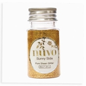 NUVO Pure Sheen glitter Sunny Side