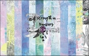 """Strength in numbers Collection Kit 12""""x12"""" Per stuk"""