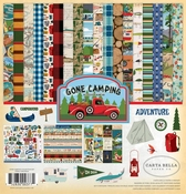 Carta Bella Collection Kit Gone Camping