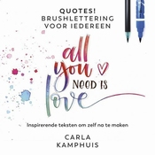 Kosmos boek - All you need is love Per stuk