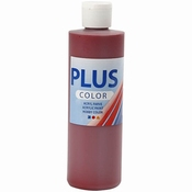 Plus Color Acrylverf Antique Red 250 ml