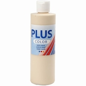 Plus Color Acrylverf Beige - Ivoor  250ml