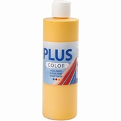 Plus Color Acrylverf Yellow Sun 250 ml