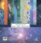 Far Off Worlds - 12 x 12  Inch - 170 gsm - 12 sheets