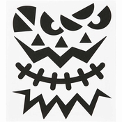 Stickers - Fancy Haloween