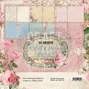 Craft & You | Paperstack 6 x 6 inch - Vintage Time