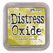 Distress Oxide - Crushed Olive TDO55907 Tim Holtz per stuk