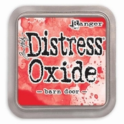 Distress Oxide Inkt Barn Door