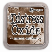 Distress Oxide Inkt Ground Espresso