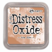 Distress oxide - Tea Dye TDO56270 Tim Holtz per stuk