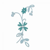 Sizzix Thinlits Die Set - Enchanting Blossom per stuk