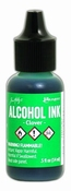 Ranger Alcohol Ink 15 ml - clover  per stuk
