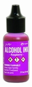 Ranger Alcohol Ink 15 ml - raspberry per stuk