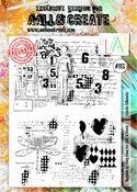 AALL & Create stempel nr 113 - Electric Silhouette