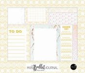 Bullet Journal Sticky Notes - NUR 460