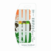 Nuvo Aqua Flow Pens Autumn Woodland per set