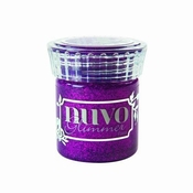 NUVO Glimmer Paste - Plum Spinel 962N