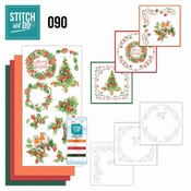 Stitch and Do 90 Merry Christams