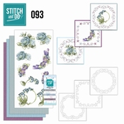 Stitch and Do 93 Winterflowers