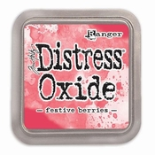 Distress oxide - Festive Berries TDO55952 Tim Holtz per stuk