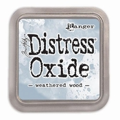 Distress Oxide Inkt Weathered Wood