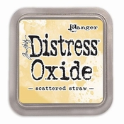 Distress oxide - Scattered Straw - TDO56188 - Tim Holtz per stuk