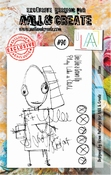 AALL & Create Stamp Set #90 - Ettan per stuk
