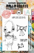 AALL & Create Stamp Set #92 - Brinley per stuk