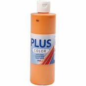 Plus Color Acrylverf Pumpkin 250 ml